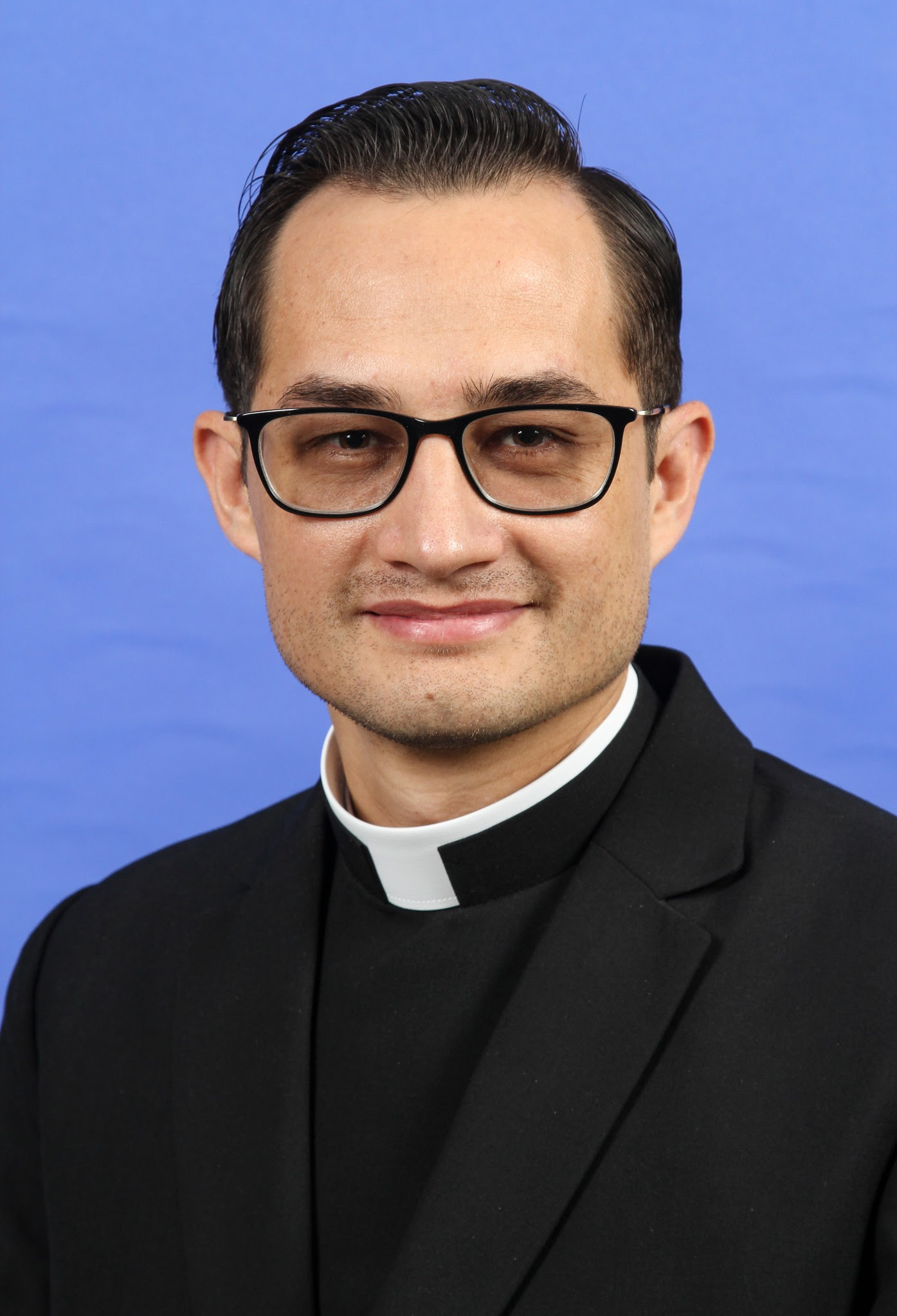 WELCOME FATHER MILLER GOMEZ