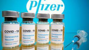 Vacunas de COVID19 (Pfizer)